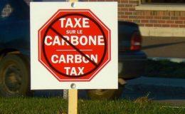 La taxe carbone ne sera pas mise en place