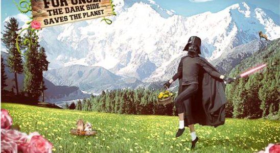WWF : Dark Vador et le coté obscur sauvent la planète