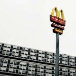 McDonald's vendange les Océans, et le fait savoir