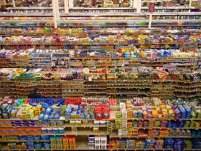 Le supermarché : un symbole de la pression du confort