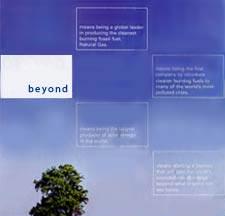 Publicité BP écologie