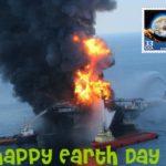 Happy Earth Day : BP offre une marée noire
