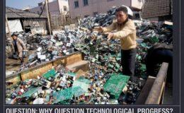 Pourquoi questionner le progrès technologique